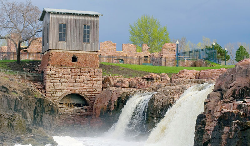 Sioux Falls, South Dakota, Falls Park