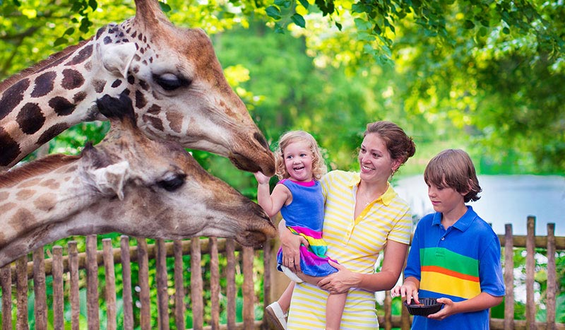 Sioux Falls, South Dakota Great Plains Zoo